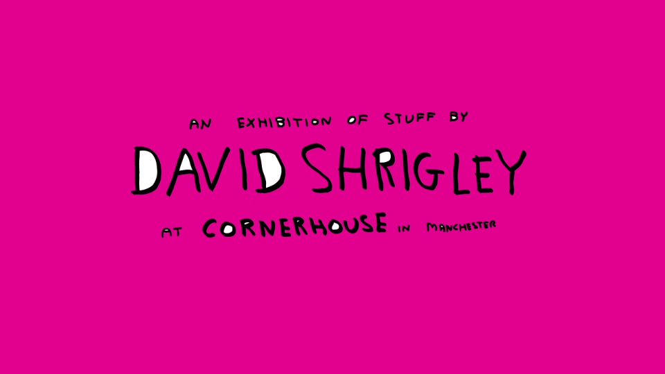 David Shrigly – How Are You Feeling?