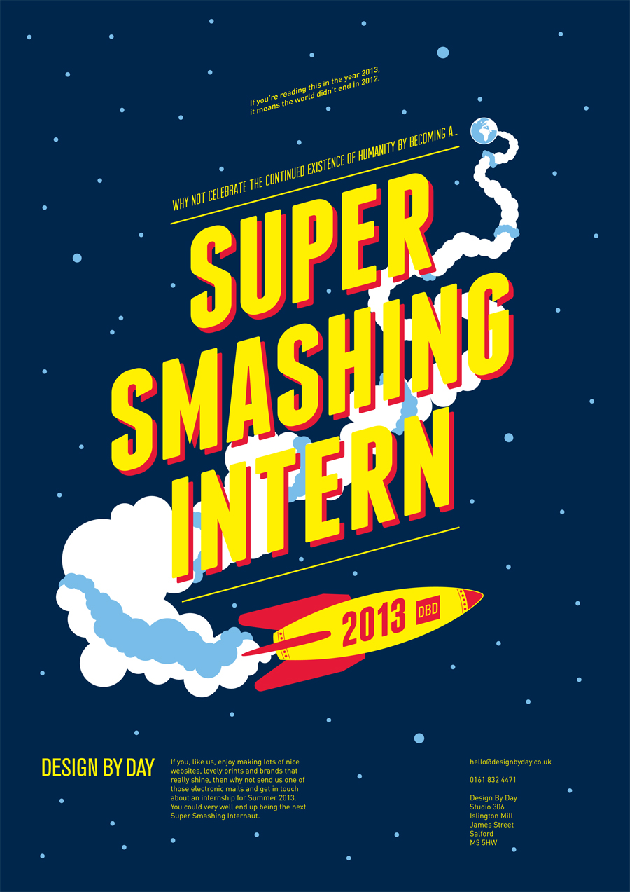 Super Smashing Intern!