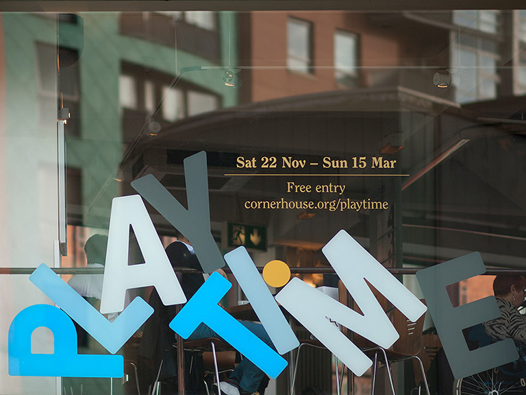 Cornerhouse – Playtime