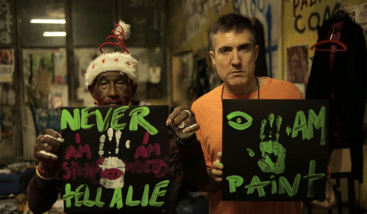 "Lee ""Scratch"" Perry – I Am Paint"