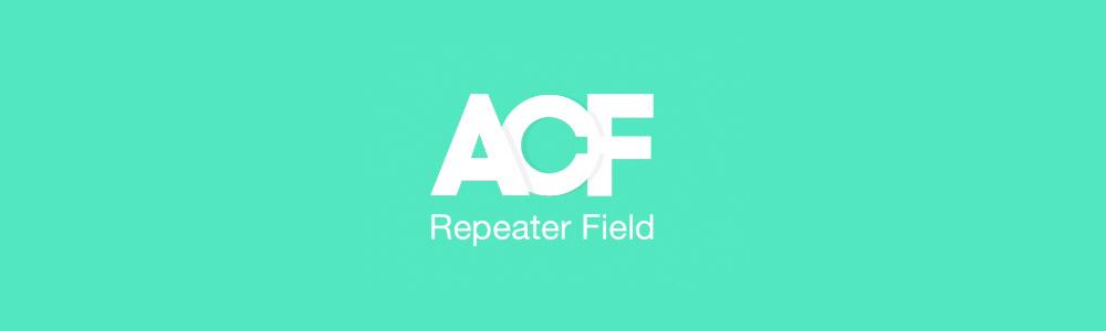 advanced custom fields repeater