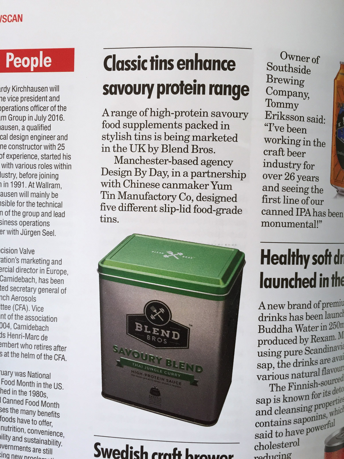 can maker packaging design article