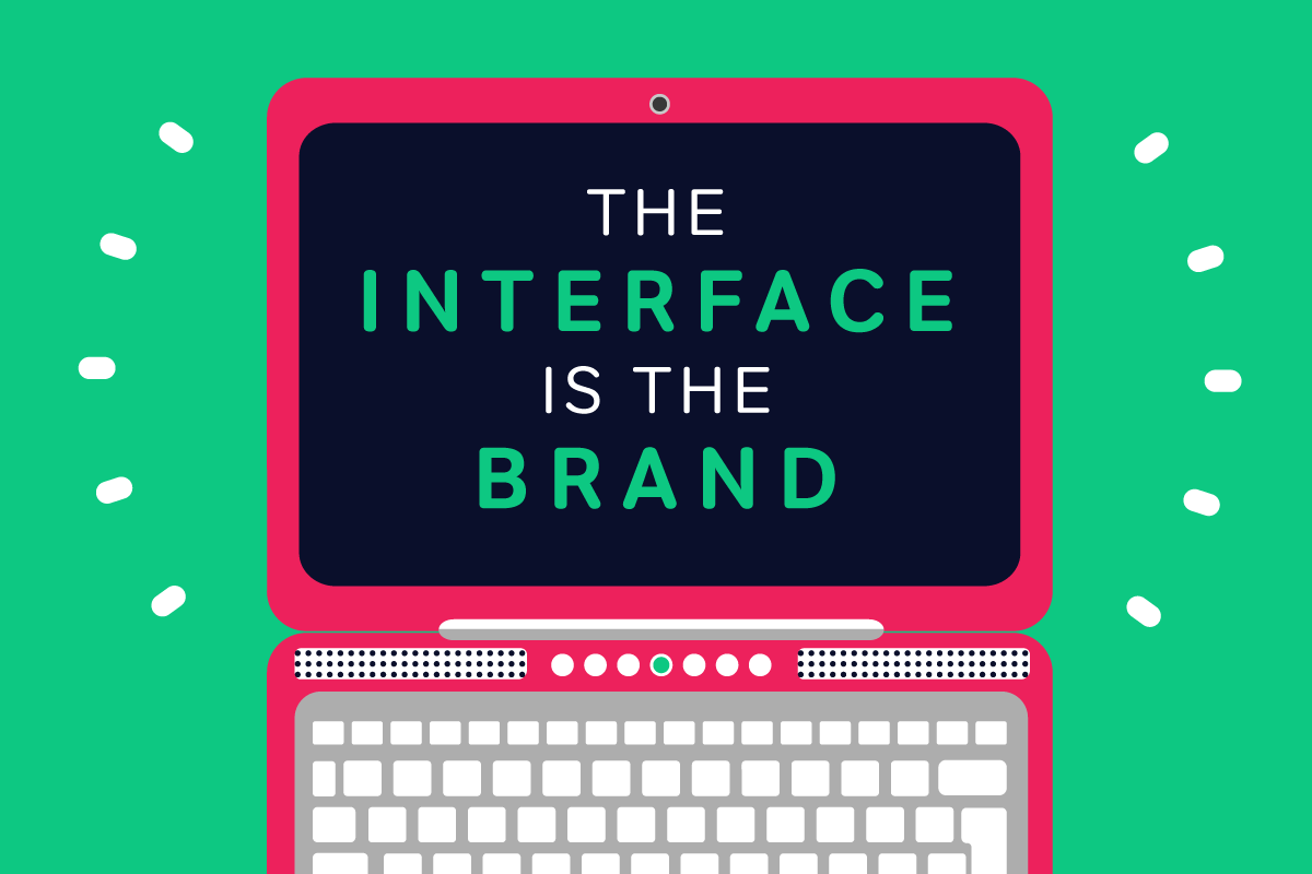 interface is the brand