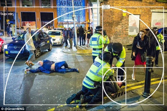 manchester golden ratio daily mail