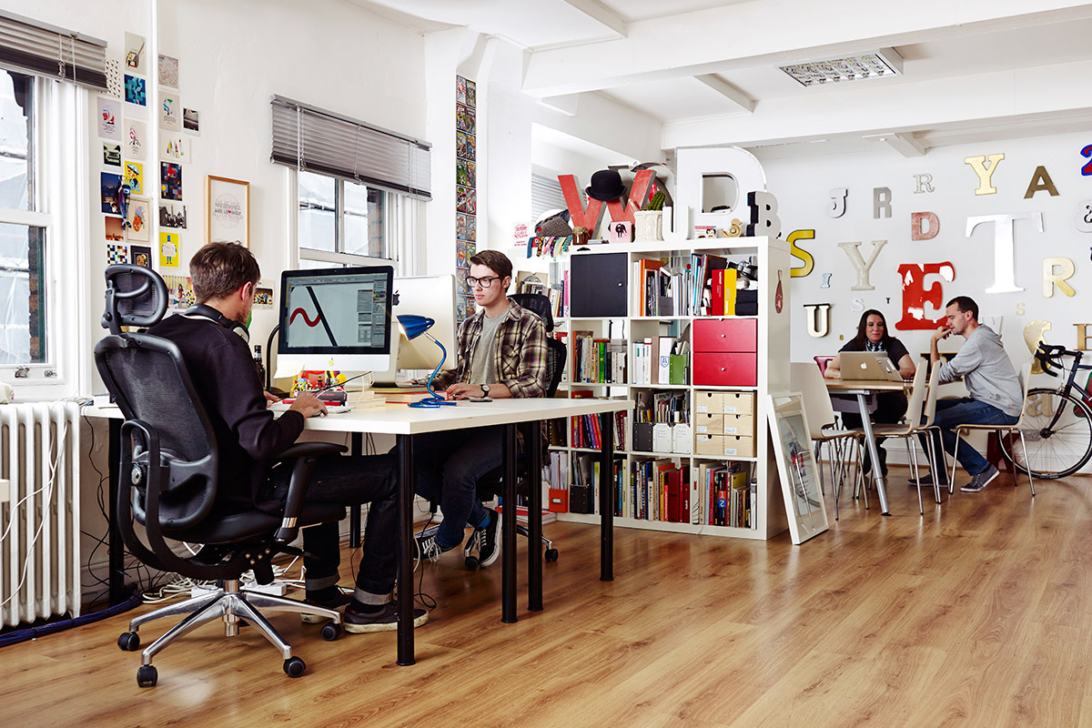 How to tell your brand story with your office space How to design an office space