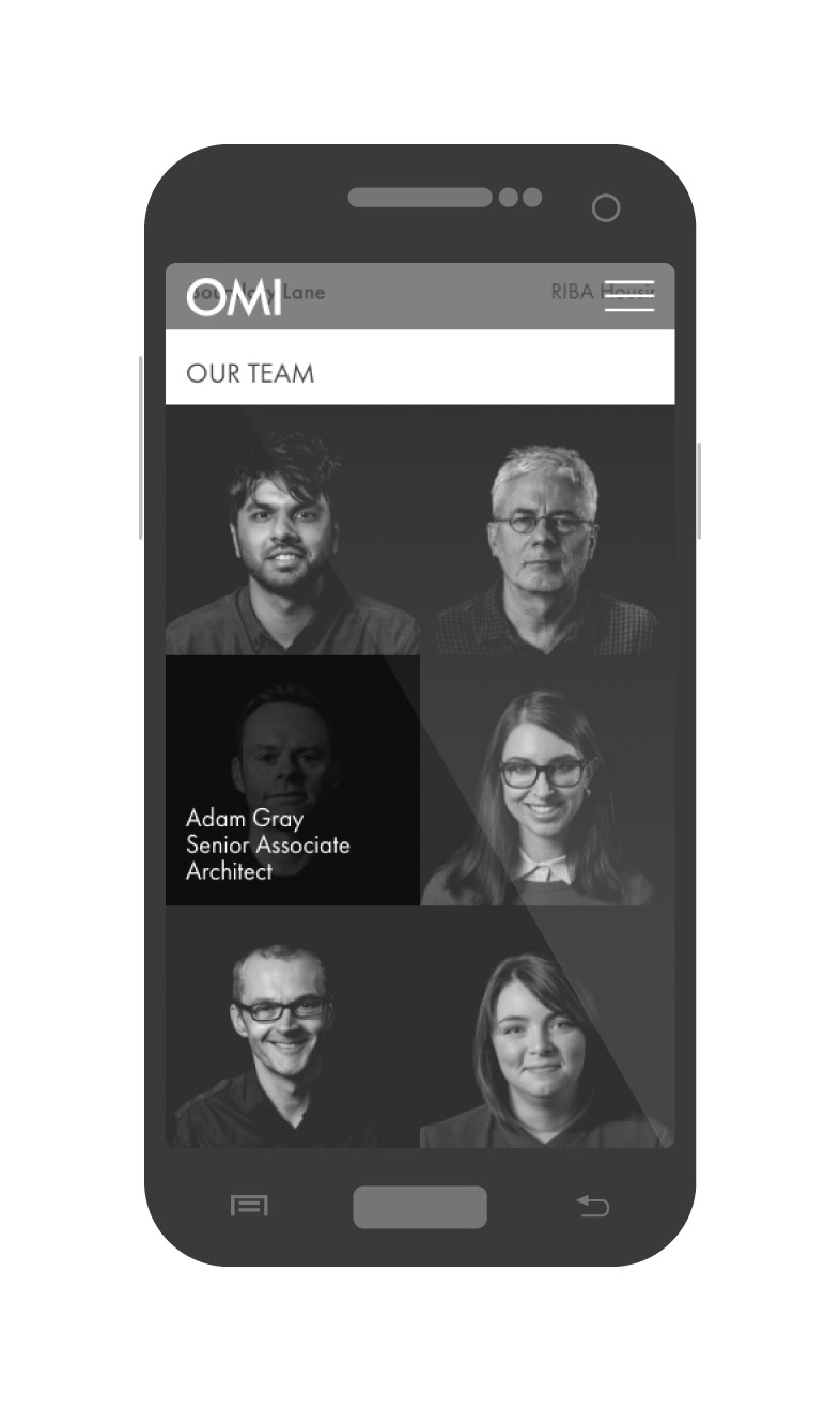 OMI Architects website Samsung