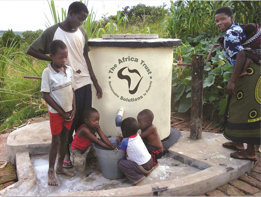 Supporting the Africa Trust through AquaAid