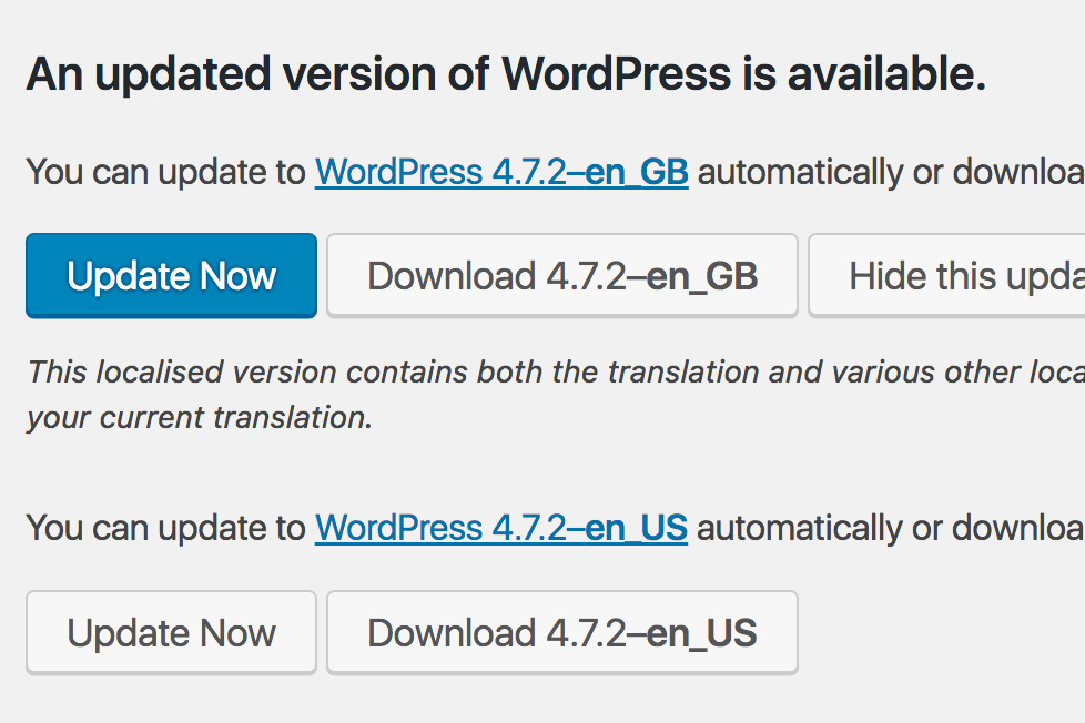 How to update WordPress and plugins