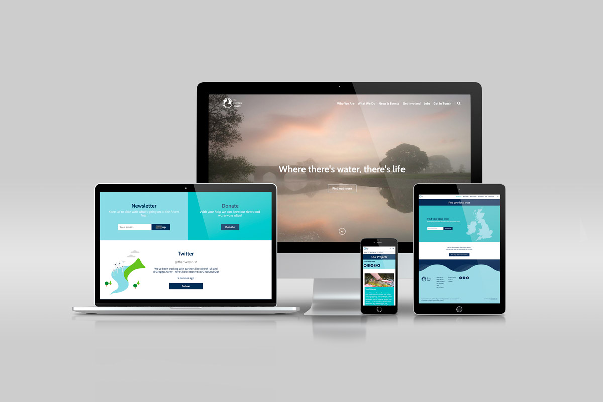 The Rivers Trust Website